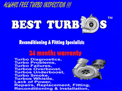 turbo replacement