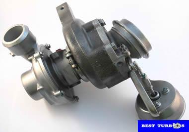 Turbofor Mercedes VV14