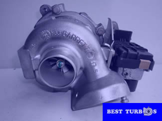 BMW turbocharger repairs recondition