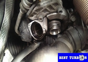 turbo fittings for bmw