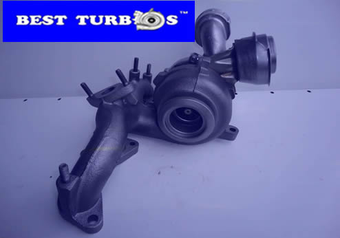 Garrett turbo VW Golf 2.0 TDI, Passat 2.0 TDI, VW Touran 2.0 TDI, Skoda Octavia II 2.0 TDI, Volkswagen Golf V 2.0 TDI, Audi A3, Seat Leon 2.0 TDI