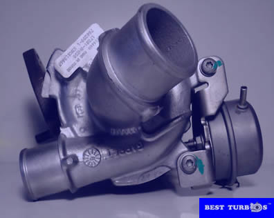 Turbocharger Turbo Toyota Corolla, Yaris, Auris 1,4 D-4D 2006-2008