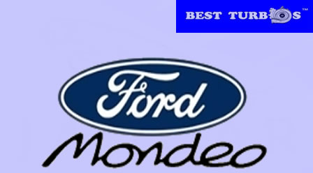 ford mondeo 2.0 tdci turbo repair turbocharger