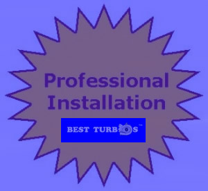 professional turbo installation