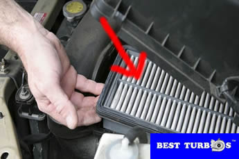 replace the air and oil filters