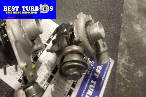 turbocharger replacement birmingham