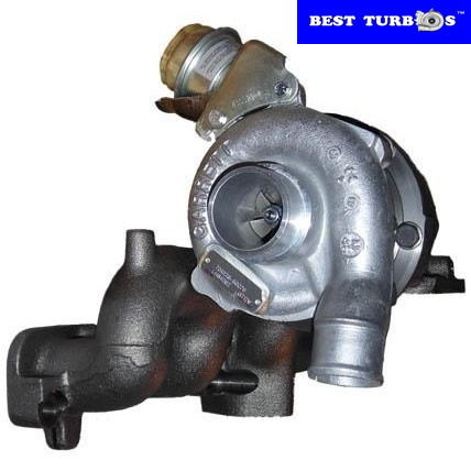 Turbocharger Mondeo III 2.0 TDDi, 704226-0007, 704226-5007S, 1S7Q6K682BH