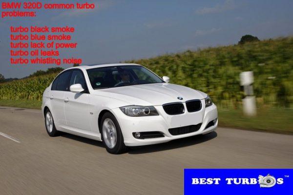 bmw 320d common turbo problems