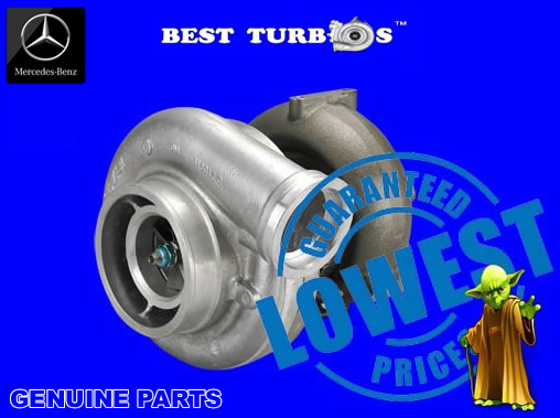 remanufactured turbos mercedes