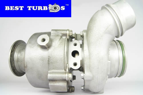 turbo replacement BMW 320d