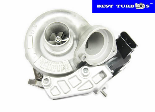 turbocharger turbo BMW 120d, BMW 320d 49135-05671