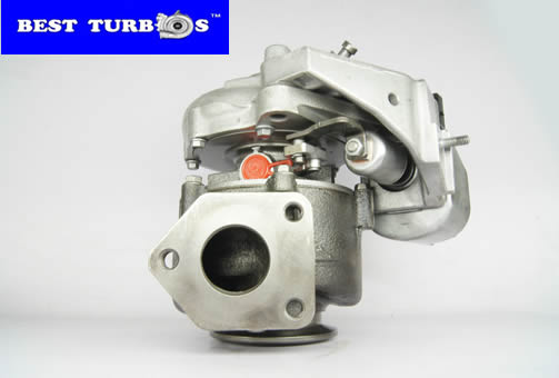 turbocharger turbo BMW 120d, BMW 320d