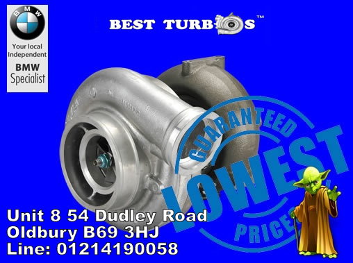 turbo fix repair recon tamworth