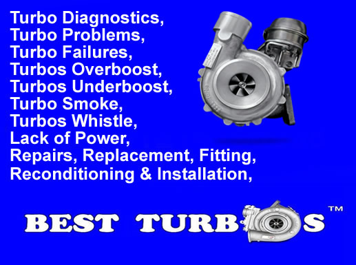 turbo remanufactured repair leeds