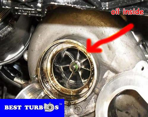 turbocharger turbo oil