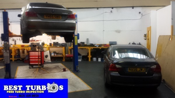 stourbridge turbo repairs