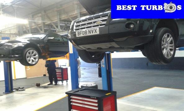 sutton confield turbo repairs
