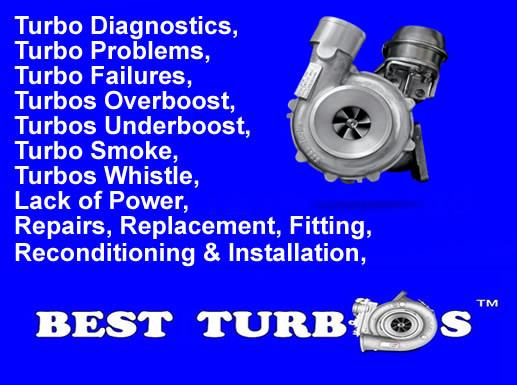 turbo repairs sales fix telford