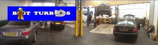 turbocharger specialist repairs Bristol