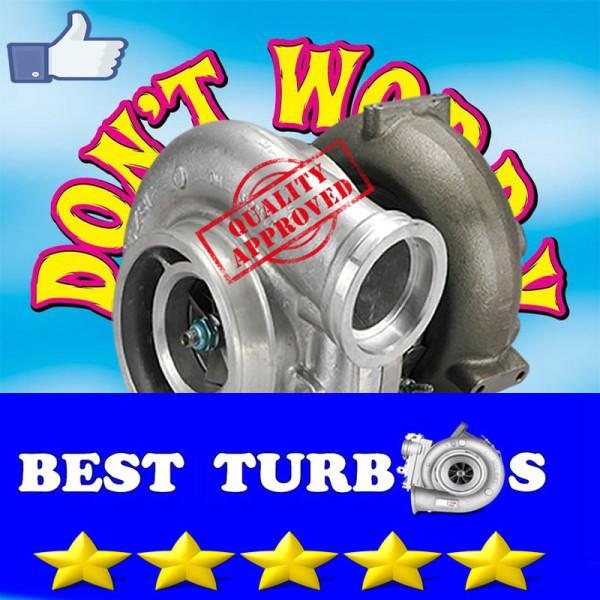 warwick turbo replacement