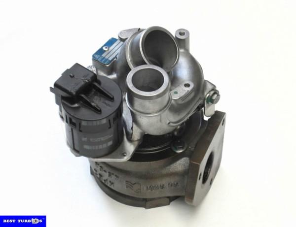 turbocharger turbo land rover range rover 3,6 tdv8 sport