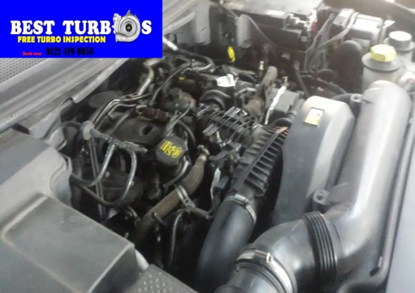 land rover tdv8 turbo problems