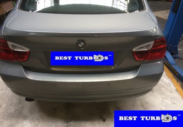 BMW 3 Series 2.0 D Turbo Recon & Fitting