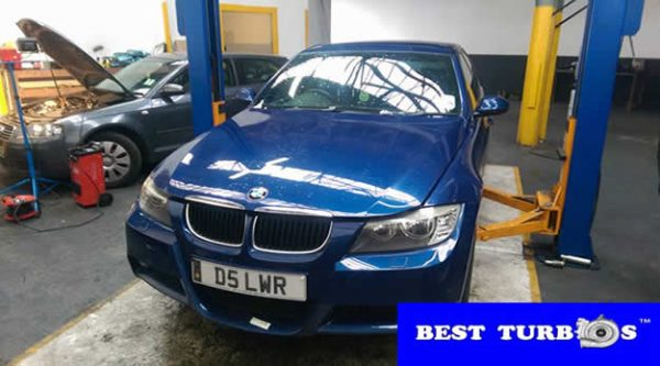 BMW 320D lack of power