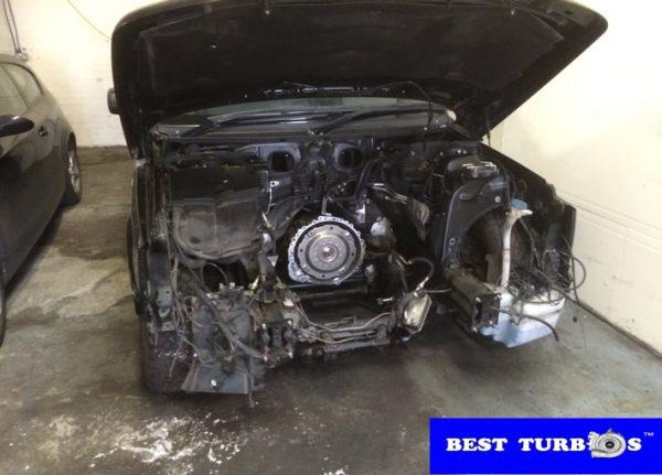 Land Rover Range Rover 3.6 Diesel Engine Dismantling Reregeration Fitting