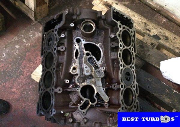 Land Rover Range Rover 3.6 Diesel Engine Regenetation