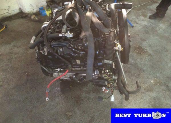 Land Rover Range Rover 3.6 Diesel Engine Specialists