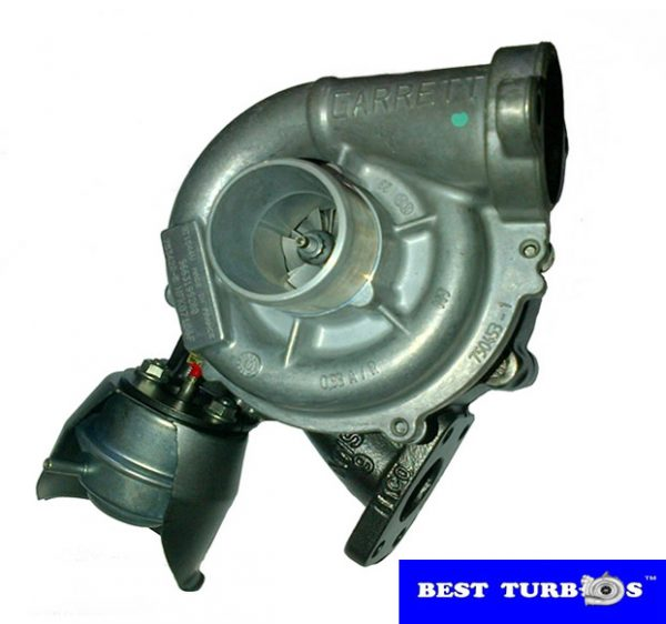 Peugeot 307 1.6 HDI turbo charger 753420-5006S, 753420-9006S, 753420-5005S, 753420-5004S, 753420-0004, 753420-0002, 750030-0002, 740821-0002