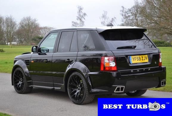 Range Rover 3.6 TDV8 Sport turbo problems turbo fitting