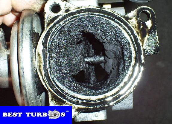always check EGR valve