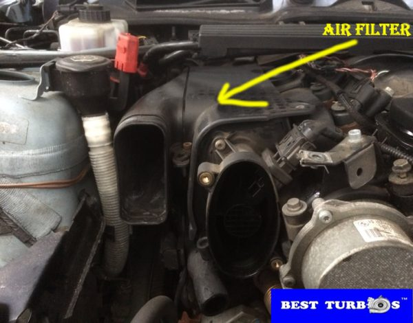 bmw 3 series 2.0 d turbo change