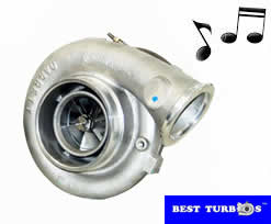 TurboCharger failure, whistling sound, loss of power, black
