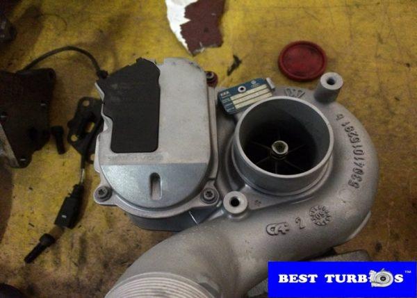 Audi A6 3 0 TDI turbo problems: lack of power, blue smoke, black