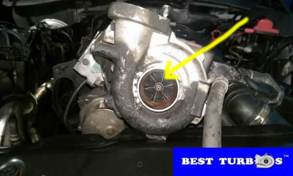 BMW 525d M Sport turbo problem replacement