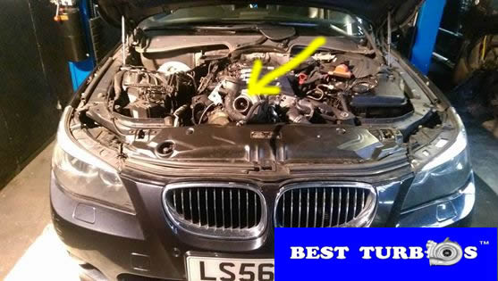 BMW 525d M Sport turbo problem