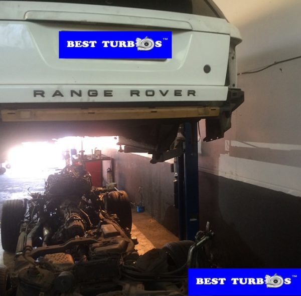 Turbo Replacement For Land Rover Range Rover