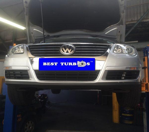 Volkswagen Passat Diesel Saloon 2.0 SE TDI turbo problems, lack of power, black smoke, blue smoke, oil leak, whistling noise