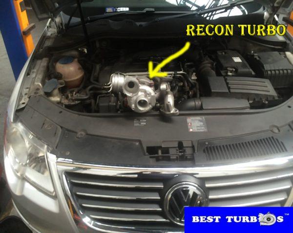 Volkswagen Passat Diesel Saloon 2.0 SE TDI turbo recon turbo