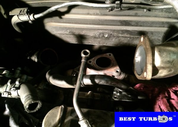 audi 3.0 tdi turbo fitting