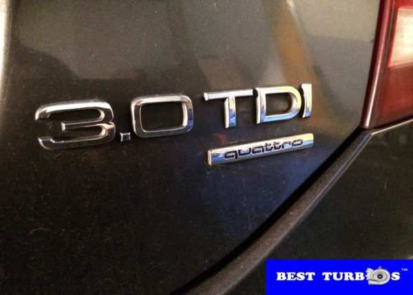 audi 3.0 tdi turbo regeneration