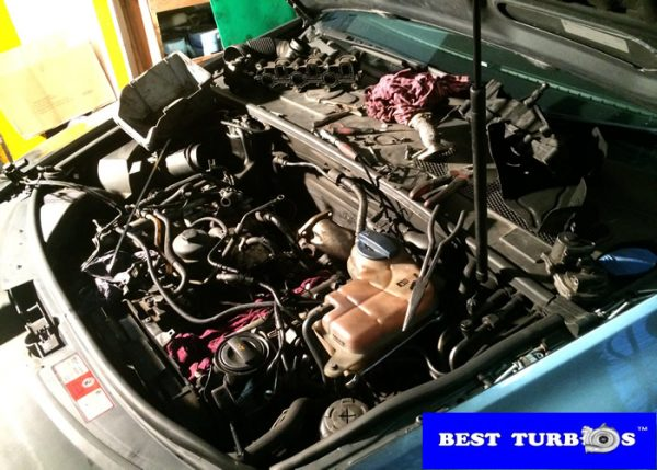 audi 3.0 tdi turbocharger regeneration