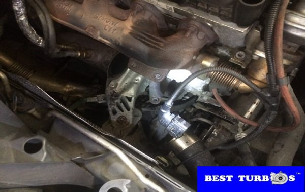 bmw 520d turbo repair