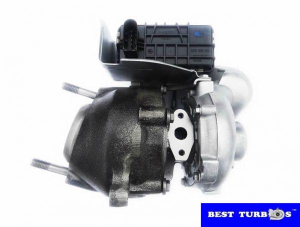 BMW E46 320D 2 0D 150 HP Turbo Turbocharger 731877-5010S |