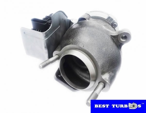 bmw e46 320D 2.0d turbo turbocharger