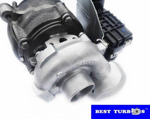bmw e46 320D 2.0d turbo turbocharger 731877-5010S