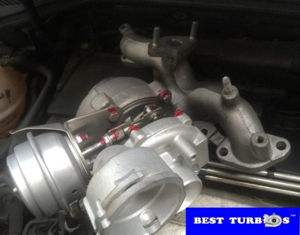 reconditioned turbo for audi a2 2.0tdi